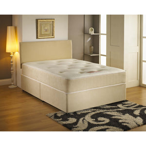 Cumbria Memory Foam Double Divan Bed - Sure Sleep Beds Doncaster