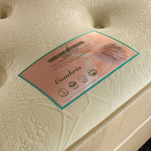 Cumbria Memory Foam Single Mattress - Sure Sleep Beds Doncaster