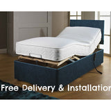 Sure Sleep Mobility Single Adjustable Bed - Sure Sleep Beds Doncaster