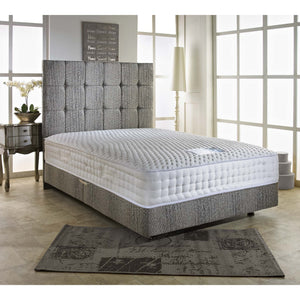Elegant 3000 Single Divan Bed - Sure Sleep Beds Doncaster