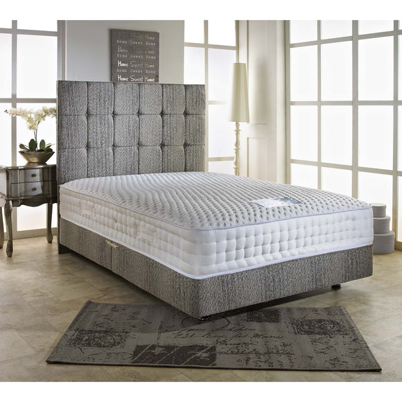 Elegant 3000 King Size Divan Bed - Sure Sleep Beds Doncaster
