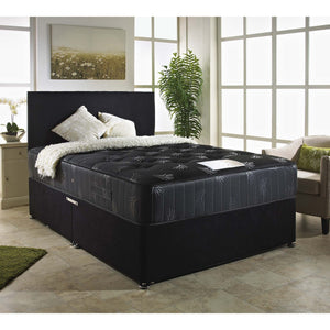 Elite 1000 Pocket Double Divan Bed - Sure Sleep Beds Doncaster
