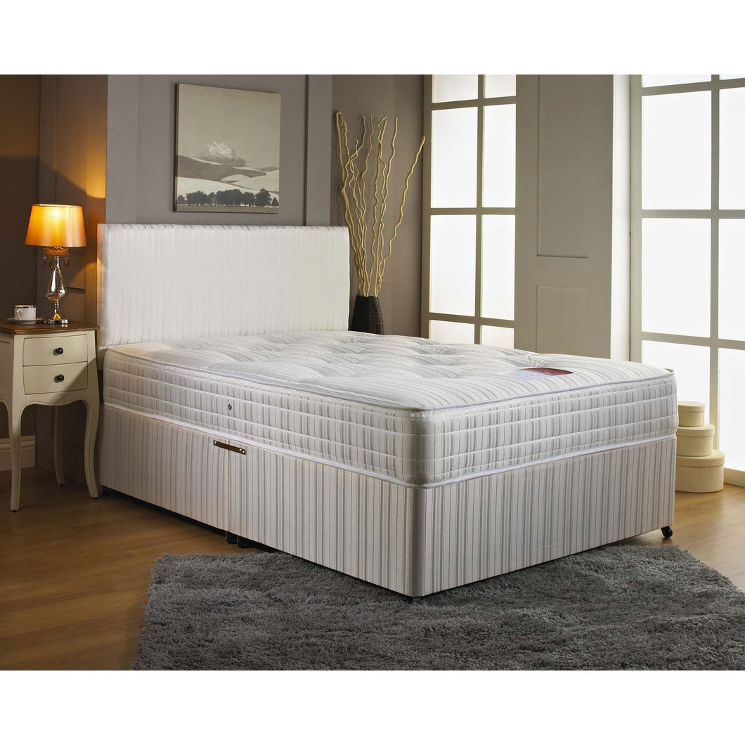 Empress 1000 King Size Divan Bed - Sure Sleep Beds Doncaster