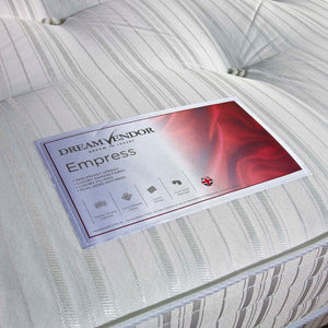 Empress 1000 Single Mattress - Sure Sleep Beds Doncaster