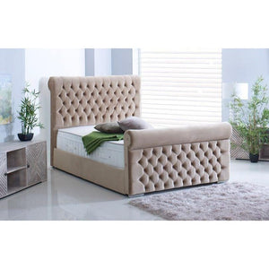 Rose Luxury Bedstead - Sure Sleep Beds