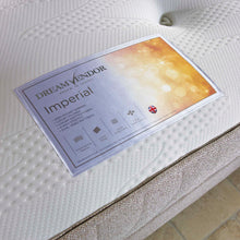 Imperial 2000 King Size Divan Bed - Sure Sleep Beds Doncaster
