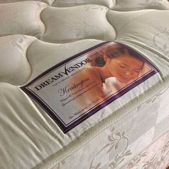 Kensington Double Divan Bed - Sure Sleep Beds Doncaster