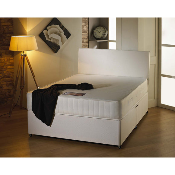 Manhattan Ortho King Size Divan Bed - Sure Sleep Beds Doncaster