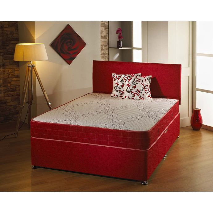 Monaco Super Ortho King Size Divan Bed - Sure Sleep Beds Doncaster