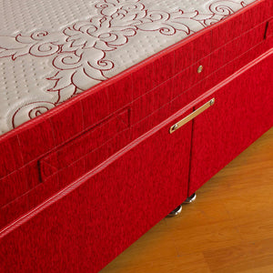 Monaco Super Ortho Double Divan Bed - Sure Sleep Beds Doncaster