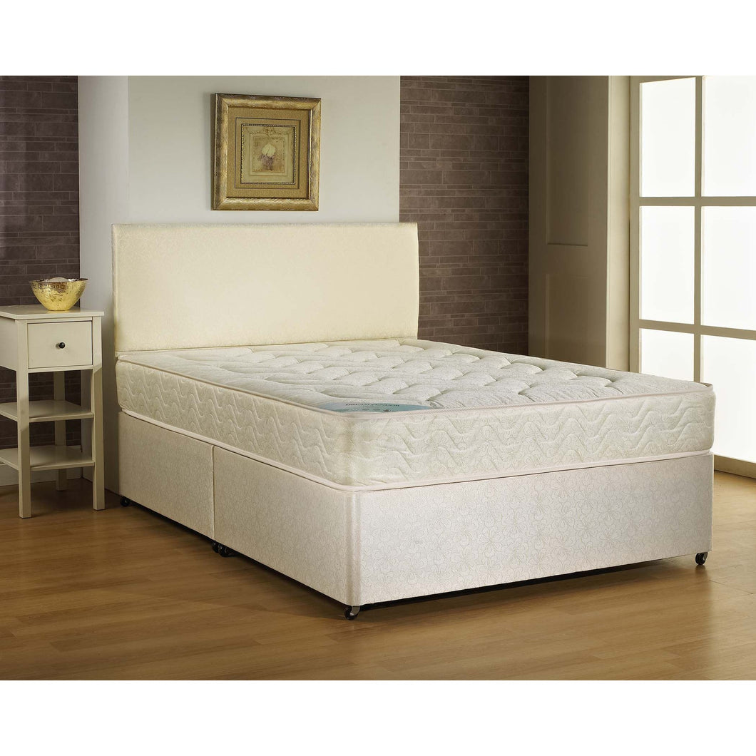Oxford Double Divan Bed - Sure Sleep Beds Doncaster
