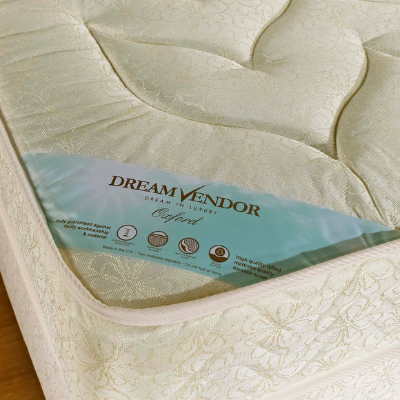 Oxford King Size Mattress - Sure Sleep Beds