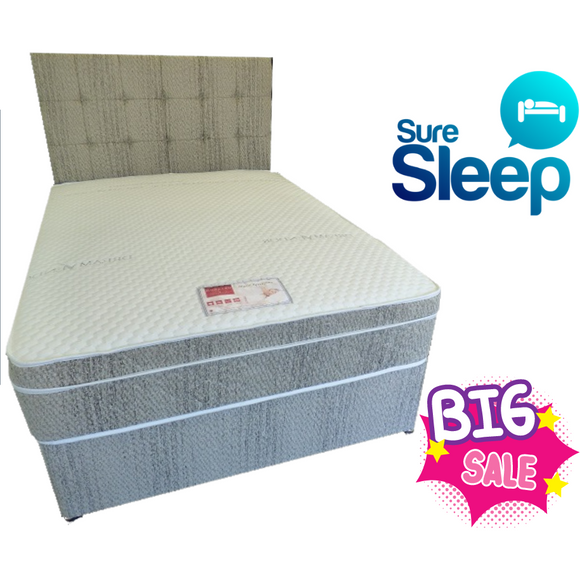 Orlando Luxury Divan Set - Sure Sleep Beds Doncaster