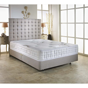 Platinum 2000 Luxury Double Divan Bed - Sure Sleep Beds Doncaster