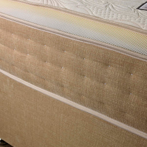 President 1500 Single Divan Bed - Sure Sleep Beds Doncaster