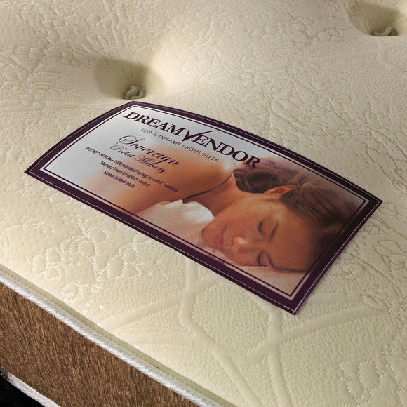 Sovereign 1000 Single Mattress - Sure Sleep Beds Doncaster