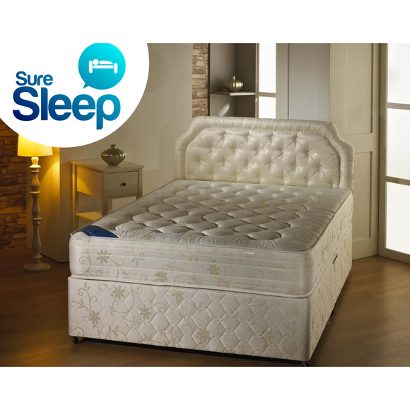 Dorchester Double Divan Bed - Sure Sleep Beds Doncaster