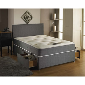 Venice Memory Foam Single Divan Bed - Sure Sleep Beds Doncaster