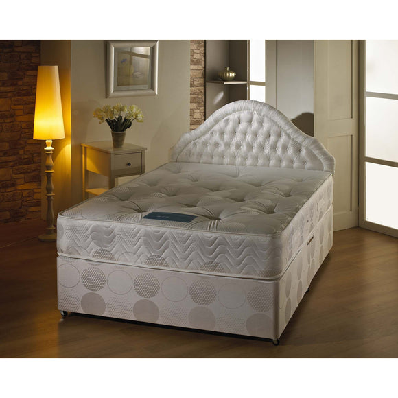 Westminster Orthopaedic Single Divan Bed - Sure Sleep Beds Doncaster