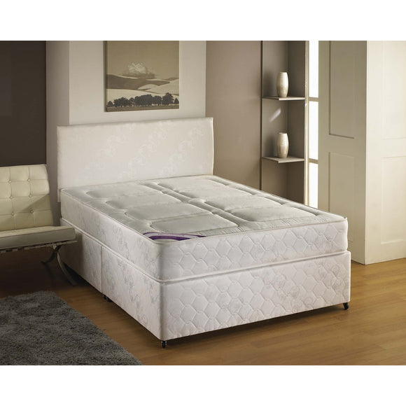 Worcester Single Divan Bed - Sure Sleep Beds Doncaster