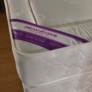 Worcester Double Mattress - Sure Sleep Beds Doncaster