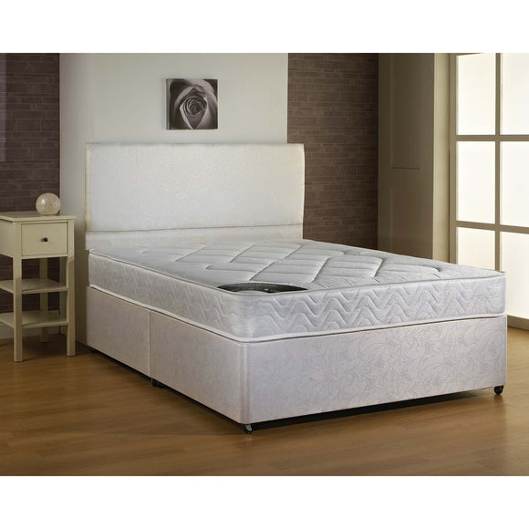 York Double Divan Bed - Sure Sleep Beds