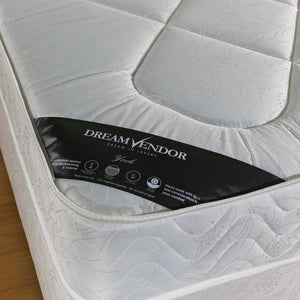 York Single Divan Bed - Sure Sleep Beds Doncaster
