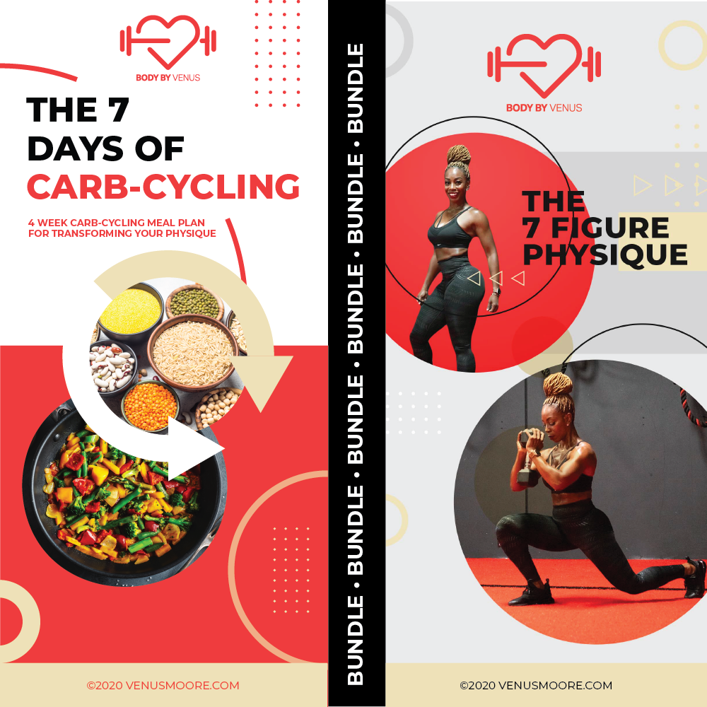 The 7 Figure Physique + 7 Days Of Carb Cycling
