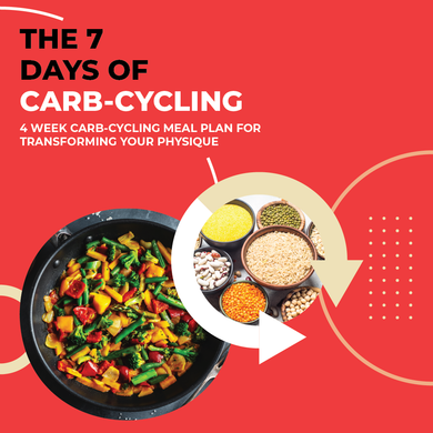 The 7 Days Of Carb Cycling