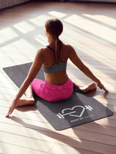 Load image into Gallery viewer, BBV Plush Yoga Mat