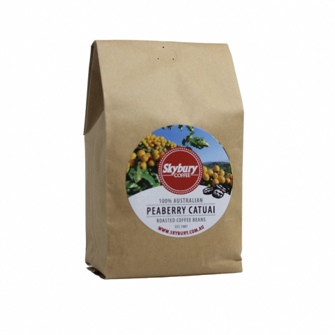 Microlot Peaberry Coffee Catuai 250g