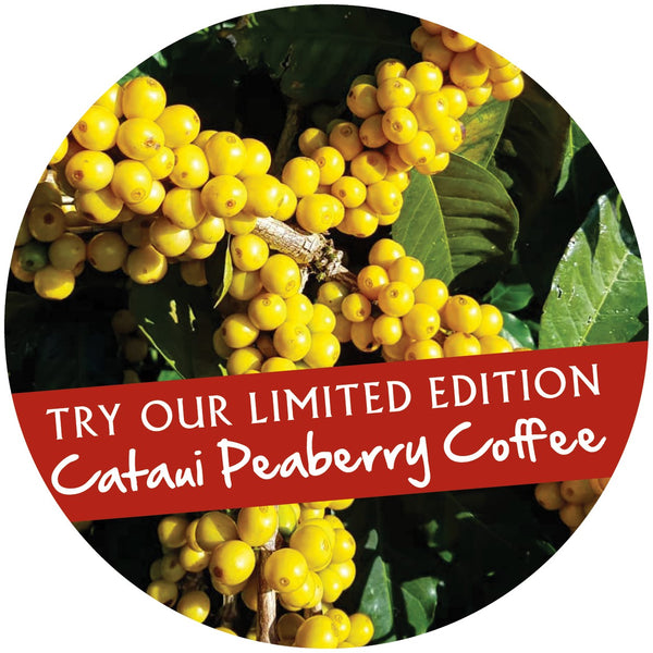 Microlot Peaberry Coffee Catuai 500g