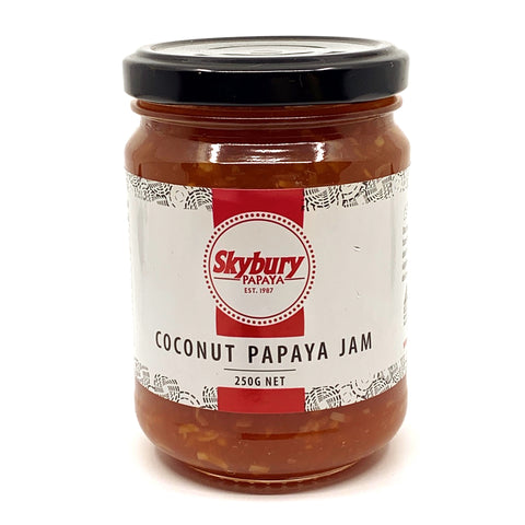 Coconut Papaya Jam
