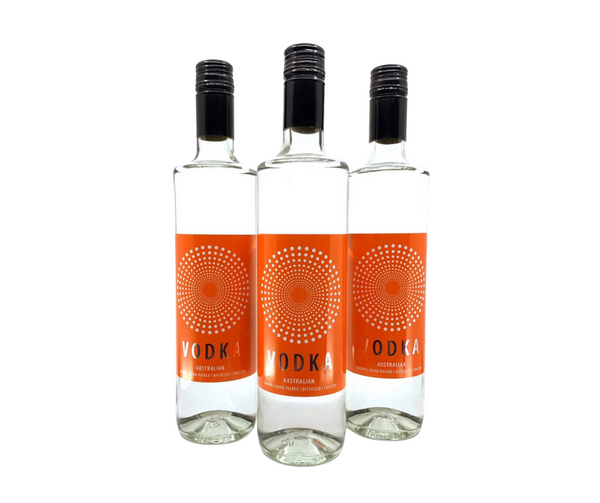 Papaya Vodka - 700ml
