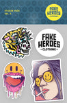 Sticker Pack Vol. 3