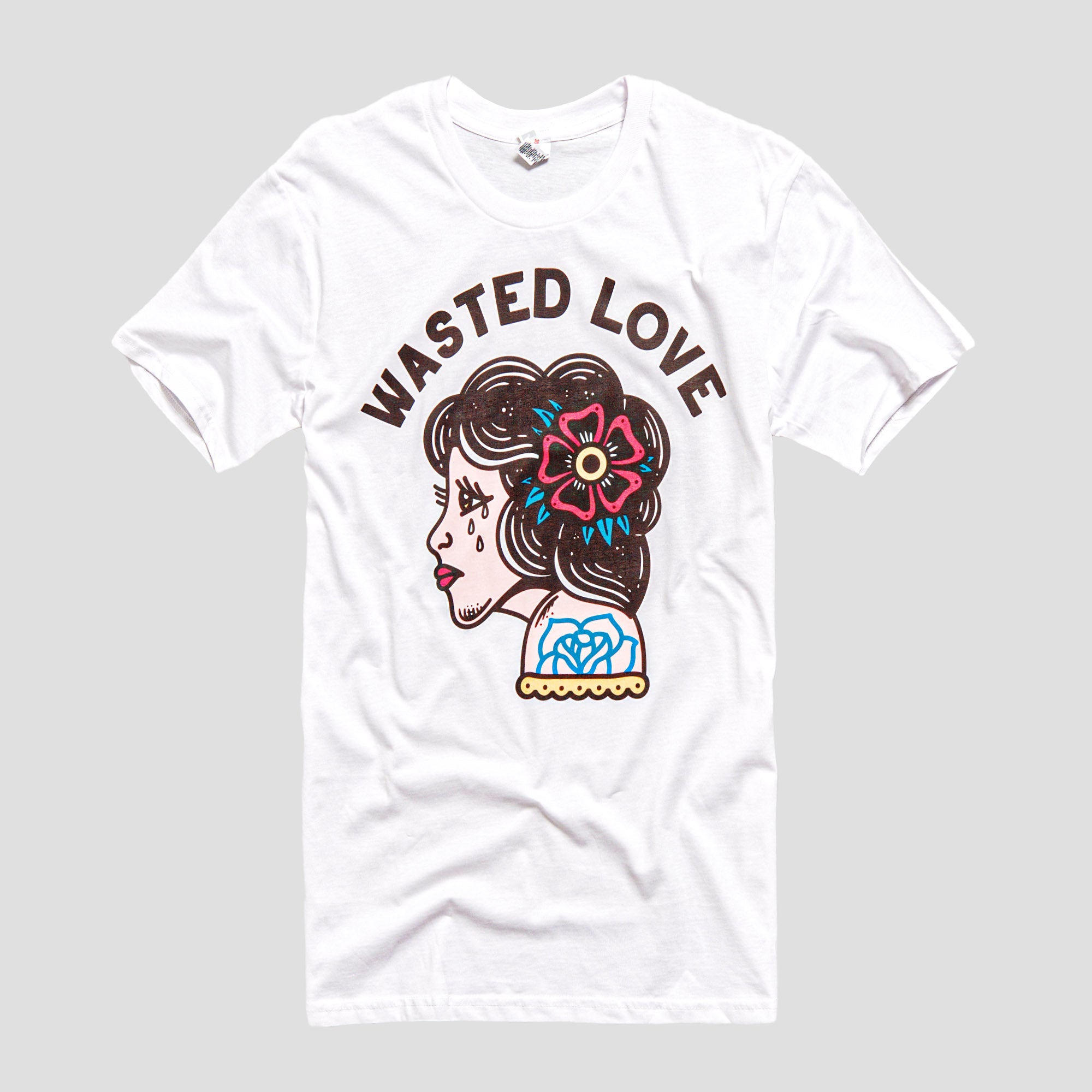 Wasted Love (Front Print)