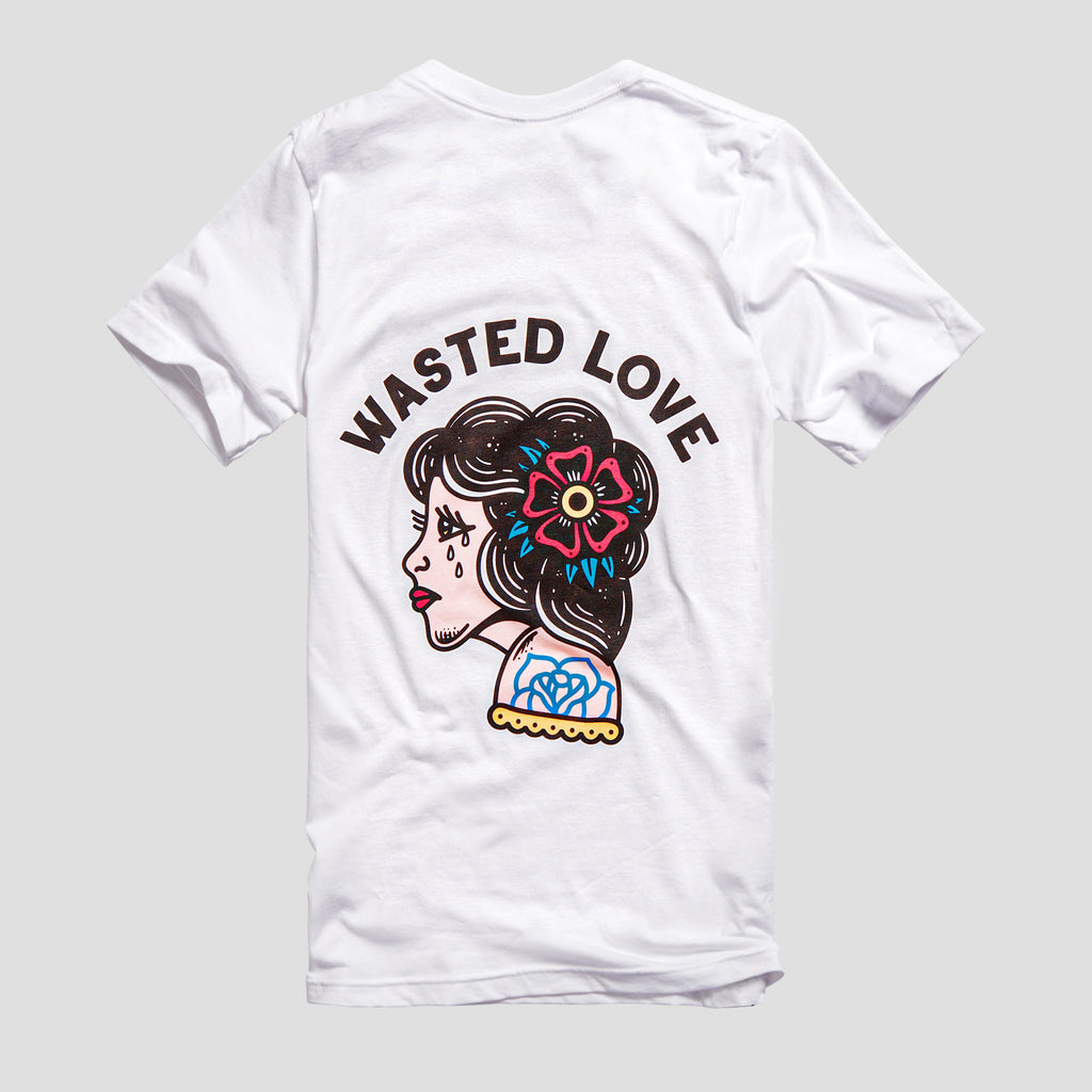 Wasted Love (Back Print)