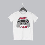 Game Over Kids Tee