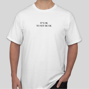 IT'S OK TO NOT BE OK T-SHIRT