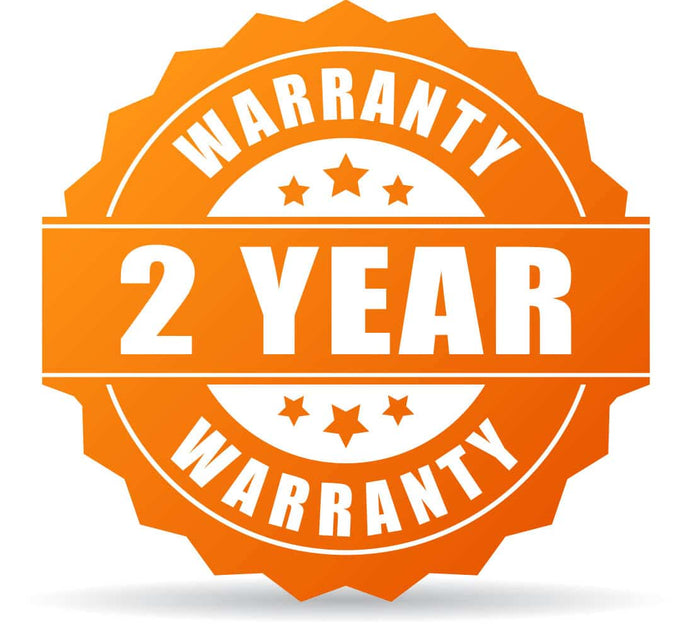 2 Year Damage Protection Warranty