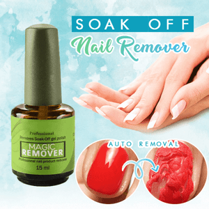 GLOW Magic Nail Polish Remover
