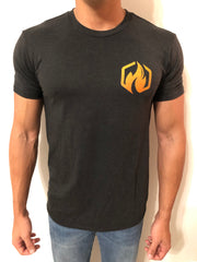 Branded By Fire Men's Tshirt