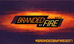 Branded By Fire 2017 DVD Set