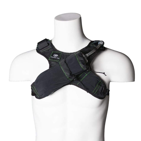 Phone. Flask. Vest.: Ideal For Running And Riding Less Than 2 Hours. - Large/x Large - Packs