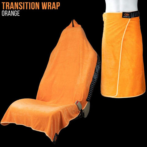 Transition And Seat Wrap Version 2.0: Gym Towel Seat Wrap Changing Towel Seat Cover - Accessories