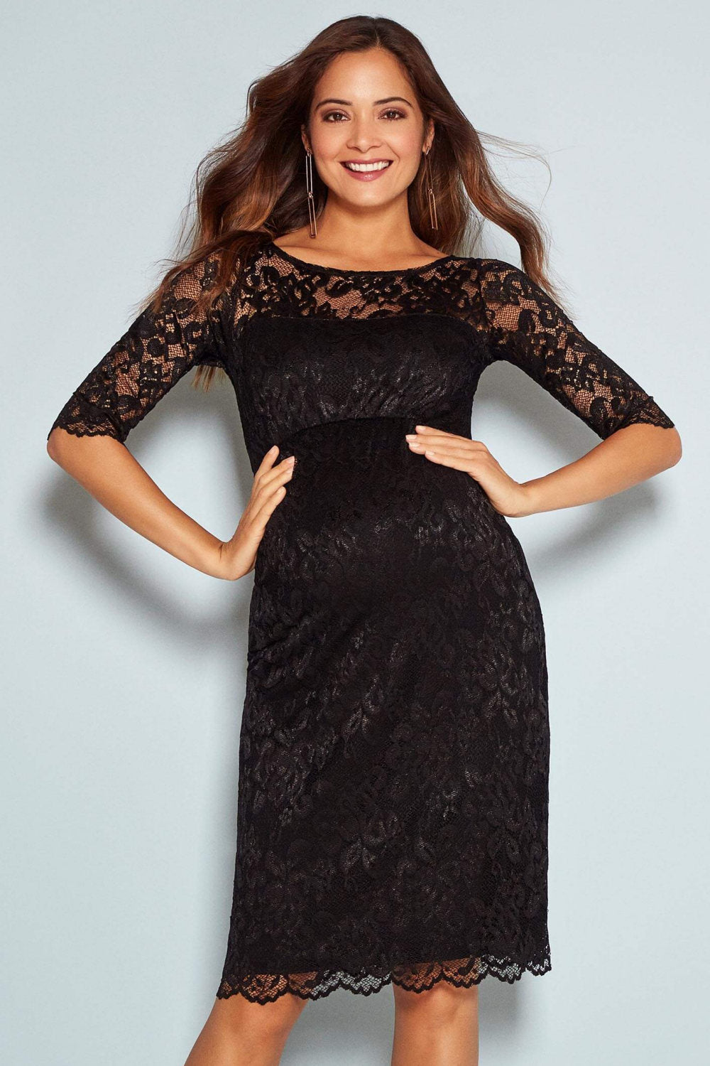 Tiffany Rose Amelia Dress - Black