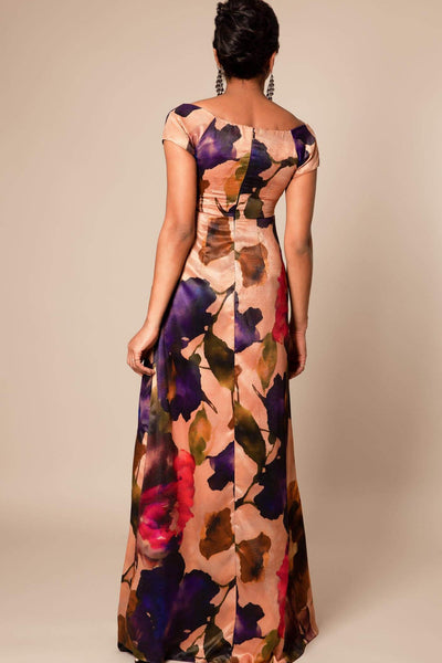 Tiffany Rose Aria Gown - Exotic Bloom