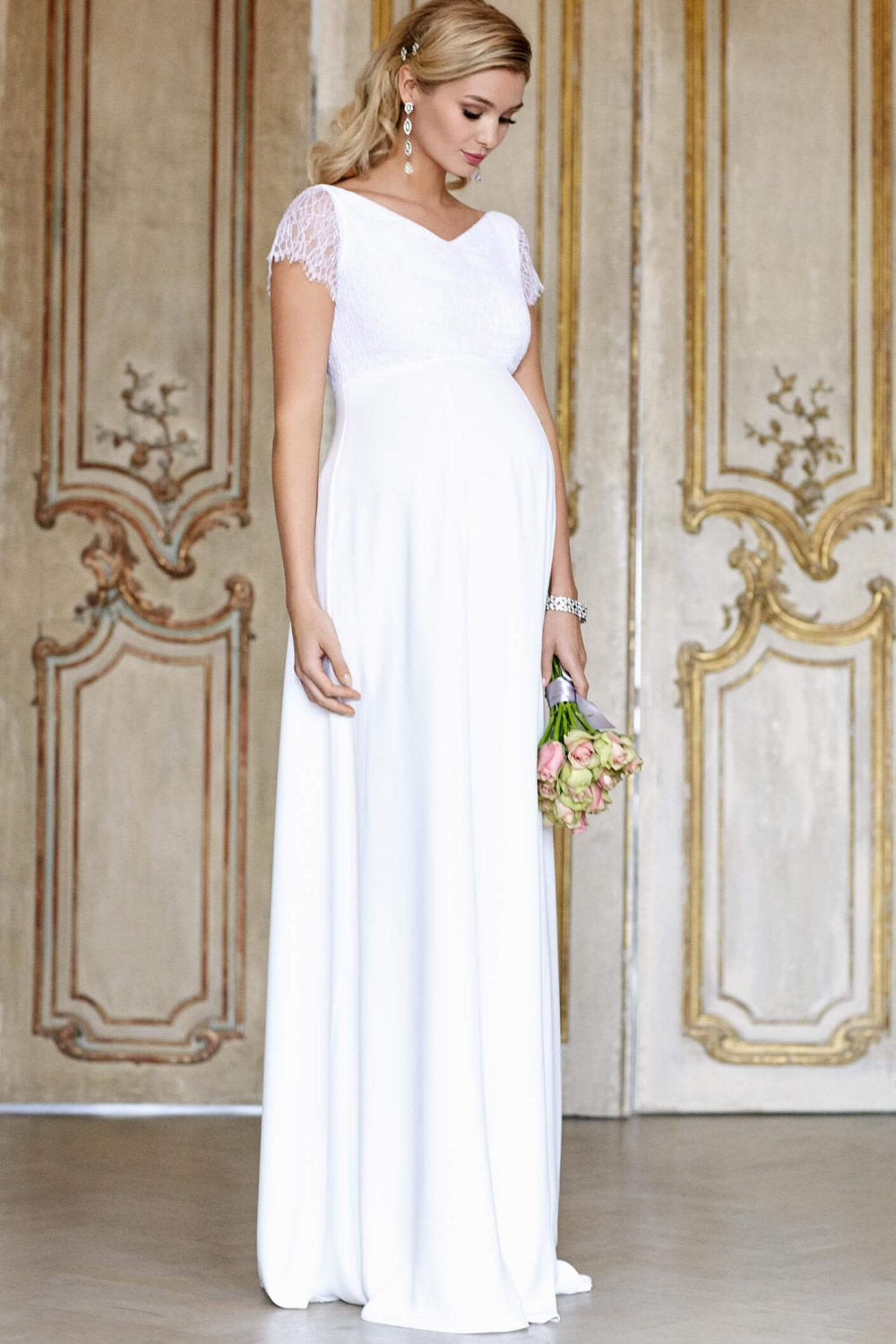 Tiffany Rose Eleanor Gown - Ivory