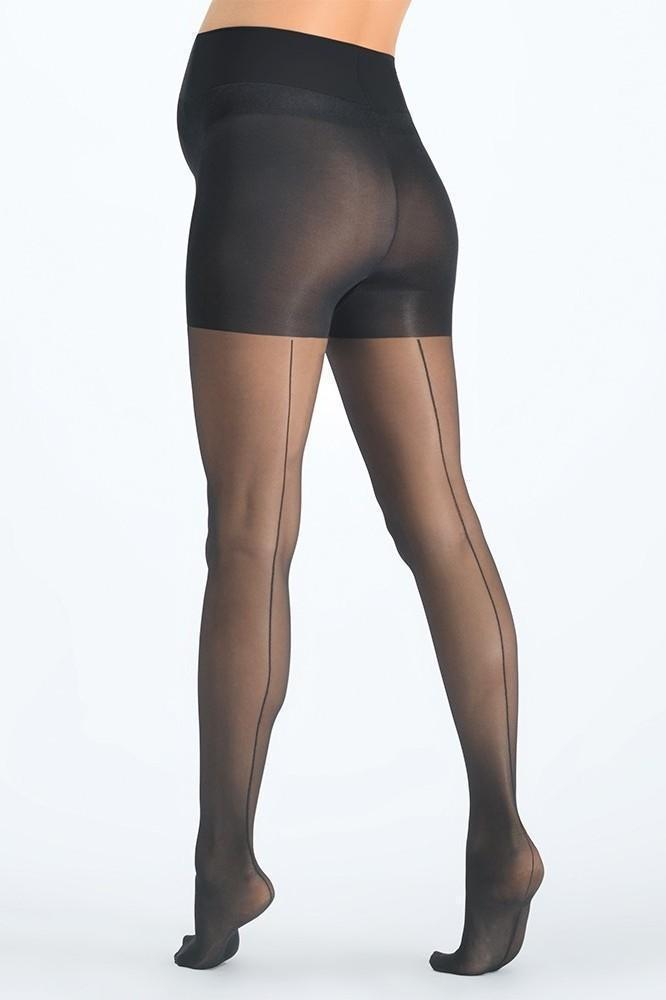 Cache Coeur Couture Tights