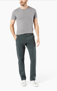 Dockers® Alpha Supreme Flex™ Khaki Pants, Tapered Fit